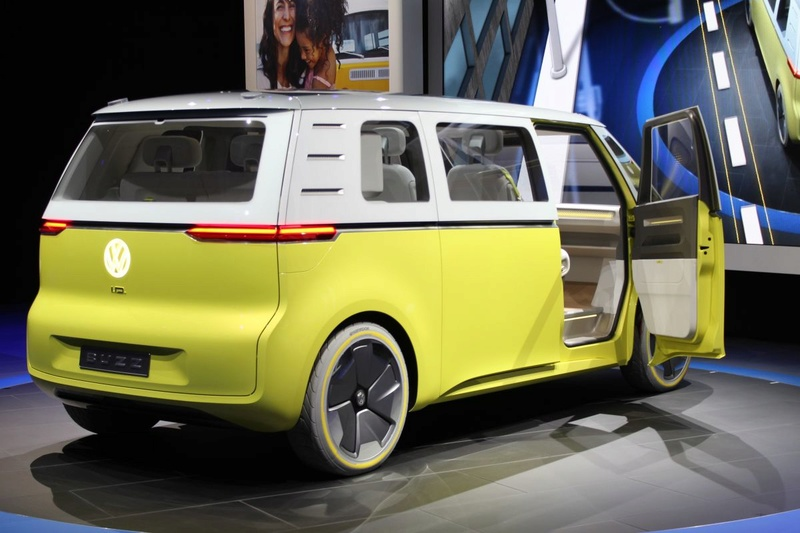 2017 - [Volkswagen] Electric VW Microbus concept Vw-i-d15