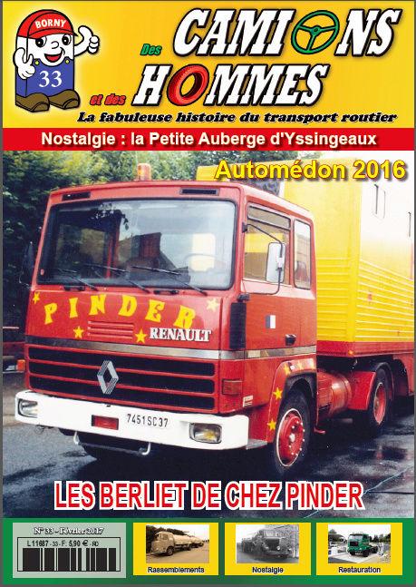 La passion des camions - Portail Couv_p10