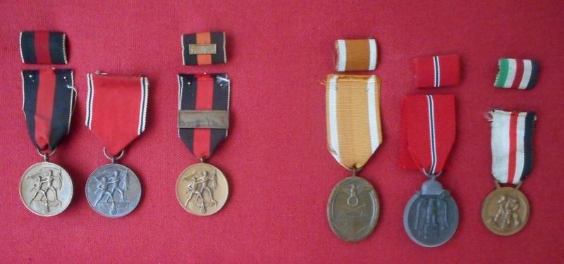 Vos barrettes & rappels de décorations - médailles Dscn1114