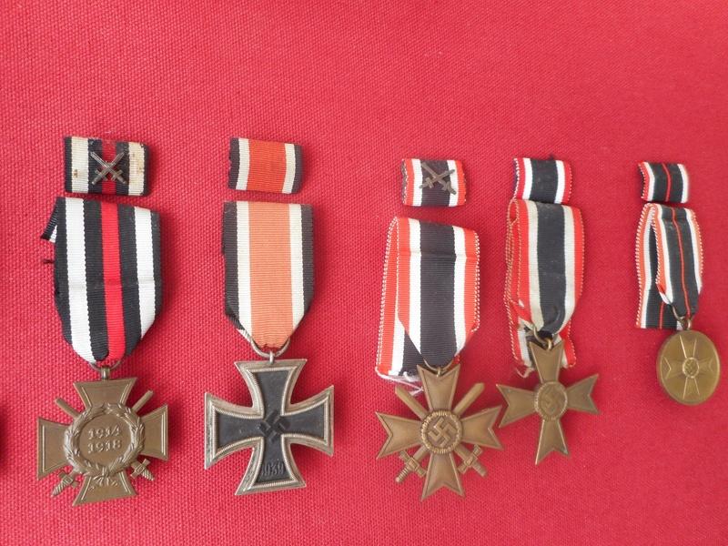Vos barrettes & rappels de décorations - médailles Dscn1115