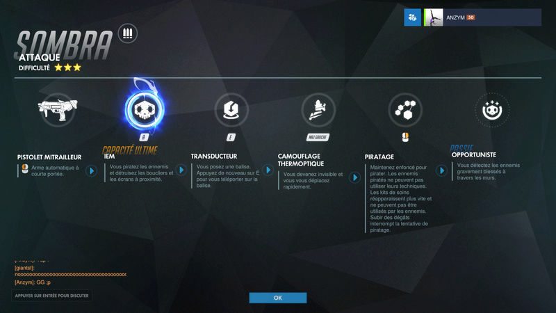 [Overwatch] Sombra Fs10