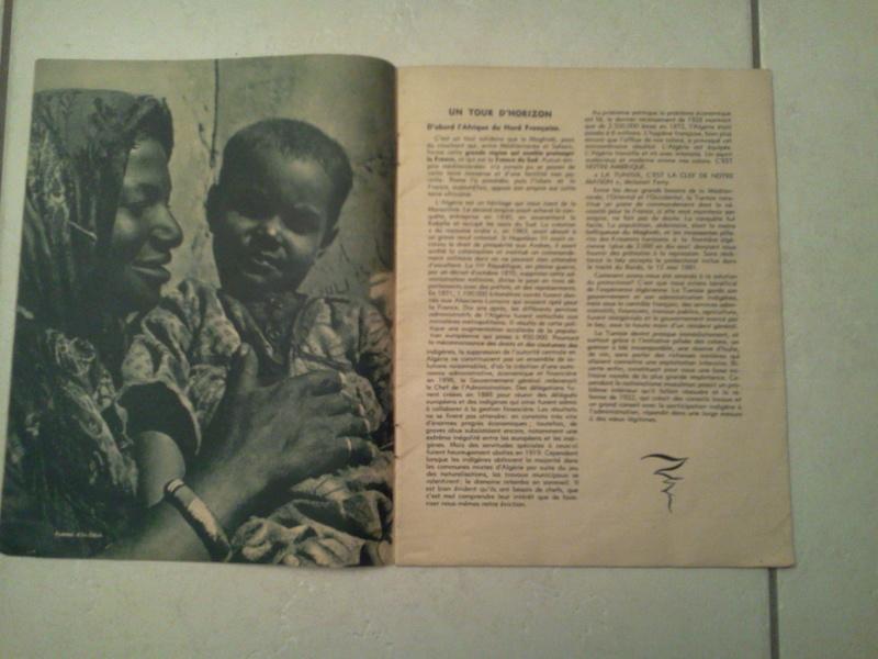 Ma collection : uniformes-coiffures-archives de la Coloniale et la colonisation - Page 8 Photo219