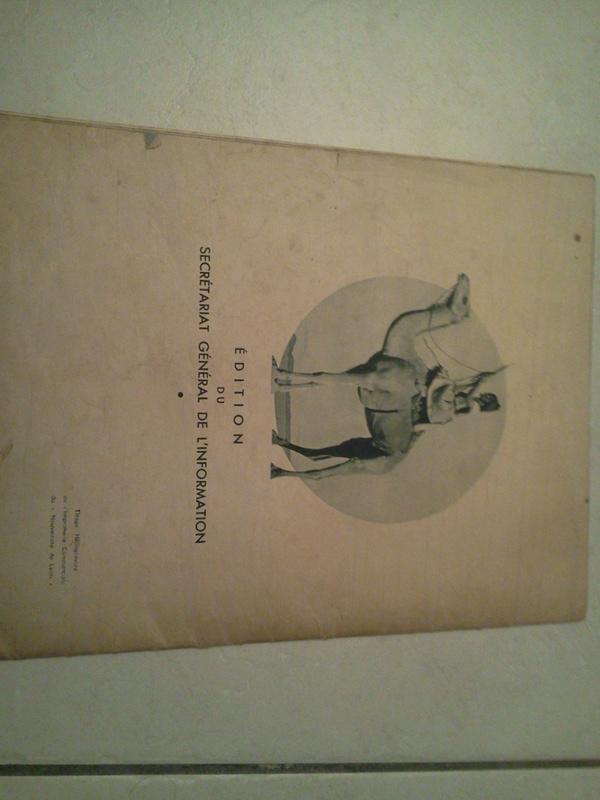Ma collection : uniformes-coiffures-archives de la Coloniale et la colonisation - Page 8 Photo220