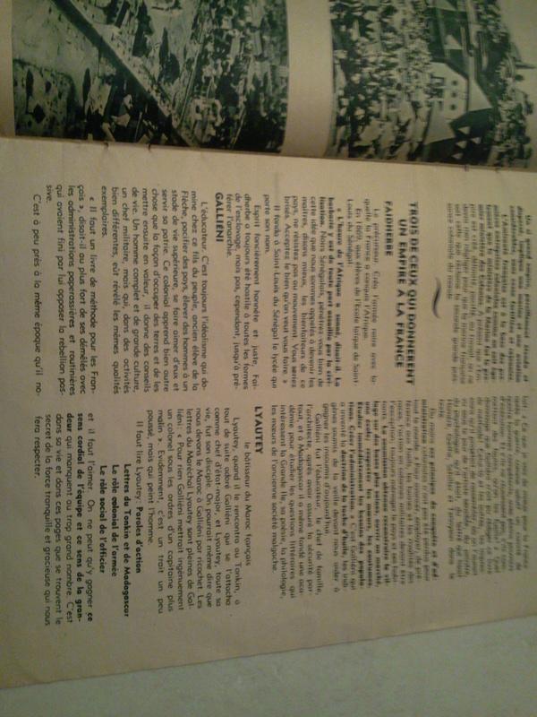 Ma collection : uniformes-coiffures-archives de la Coloniale et la colonisation - Page 8 Photo221