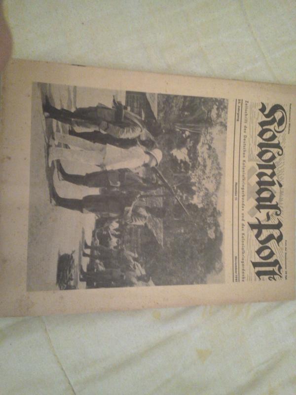 Ma collection : uniformes-coiffures-archives de la Coloniale et la colonisation - Page 8 Photo255
