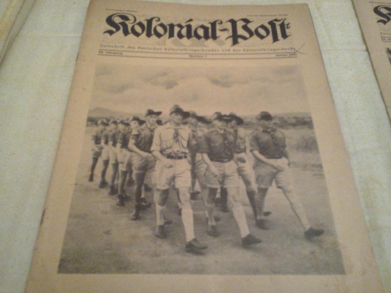 Ma collection : uniformes-coiffures-archives de la Coloniale et la colonisation - Page 8 Photo256
