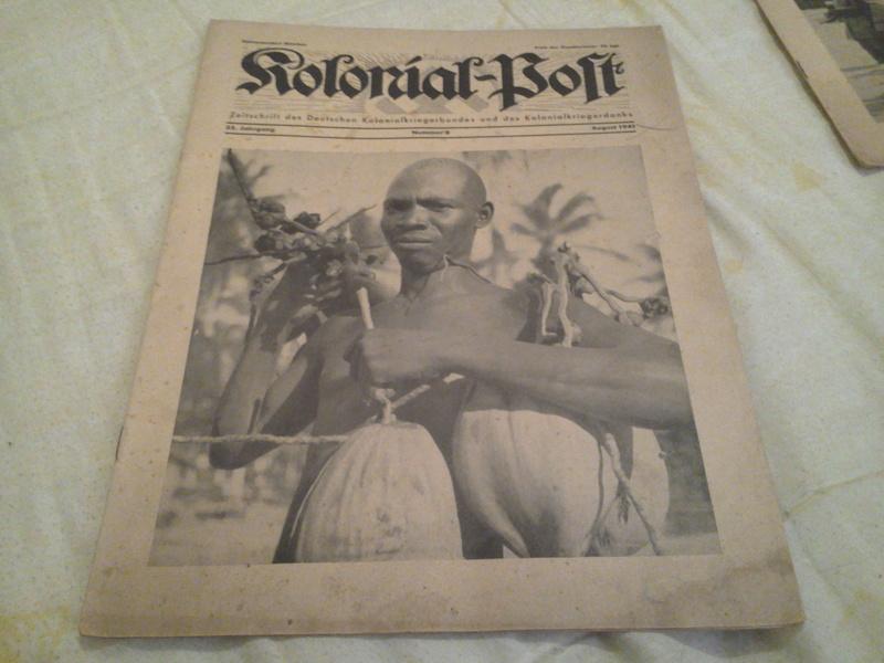Ma collection : uniformes-coiffures-archives de la Coloniale et la colonisation - Page 8 Photo257