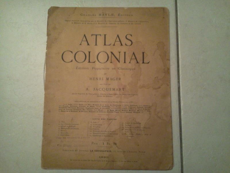 Ma collection : uniformes-coiffures-archives de la Coloniale et la colonisation - Page 8 Photo264