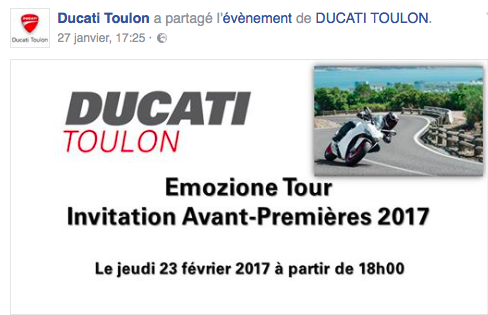 Emotione Day - DUCATI TOULON Captur67