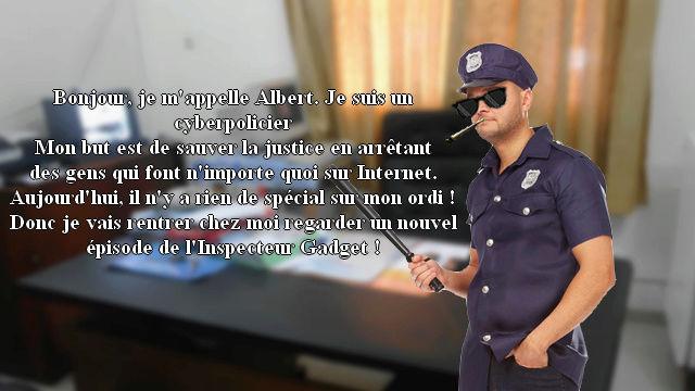 Les Aventures d'Albert le Cyberpolicier ! Case_110