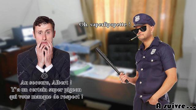 Les Aventures d'Albert le Cyberpolicier ! Case_112