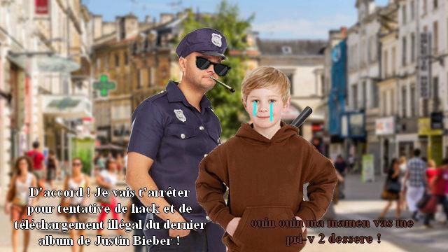 Les Aventures d'Albert le Cyberpolicier ! Case_811