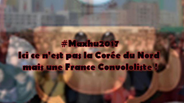 #Maxhu2017 - Je me présente aux prochaines élections présidentielles ! Maxhu210