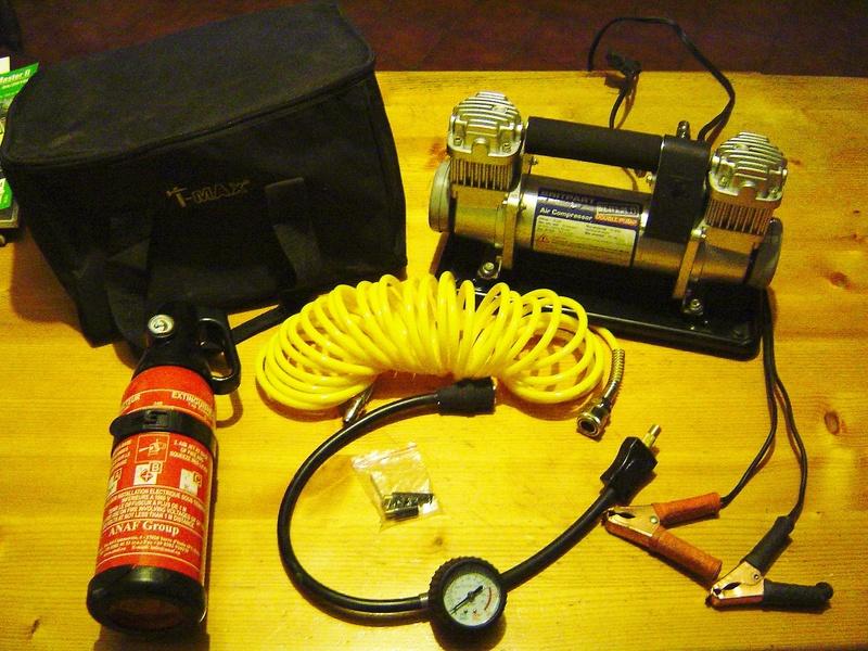 [Vendu]compresseur britpart + extincteur Dsc00618