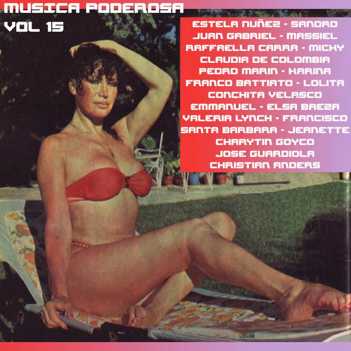Musica Poderosa Vol 15  Musica12