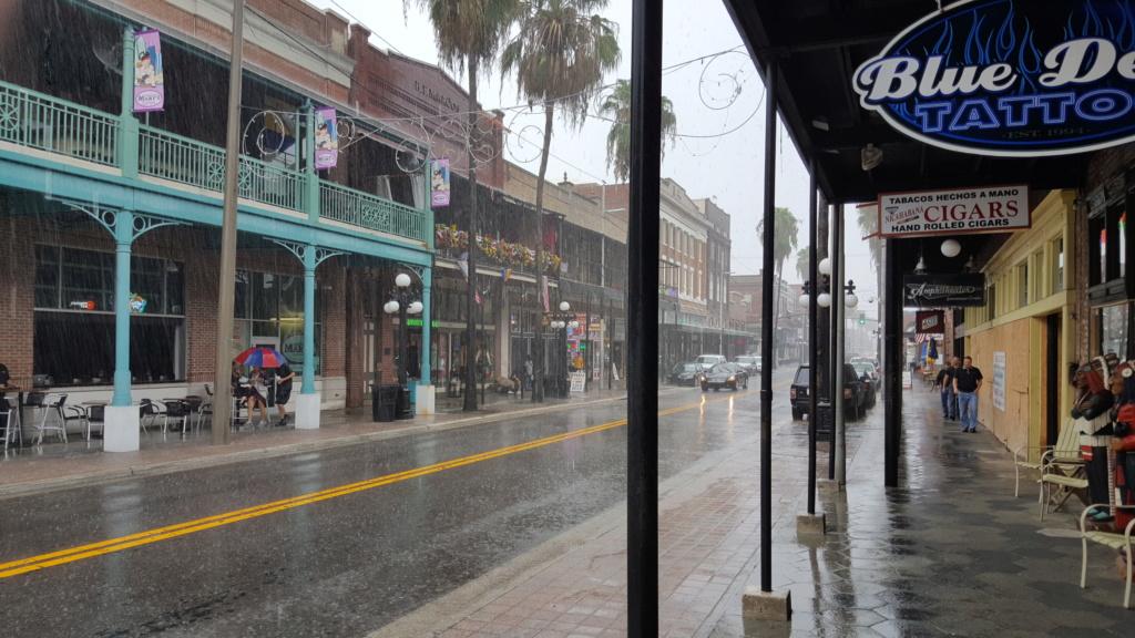 Tampa - Savannah - St Augustine  - Orlando - Aout 2016 20160816