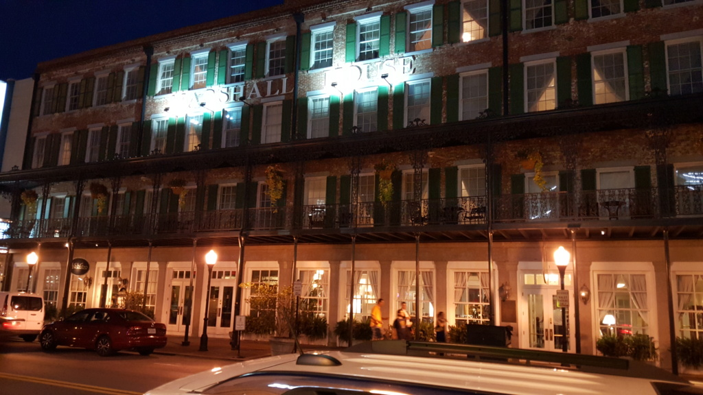 Tampa - Savannah - St Augustine  - Orlando - Aout 2016 20160824