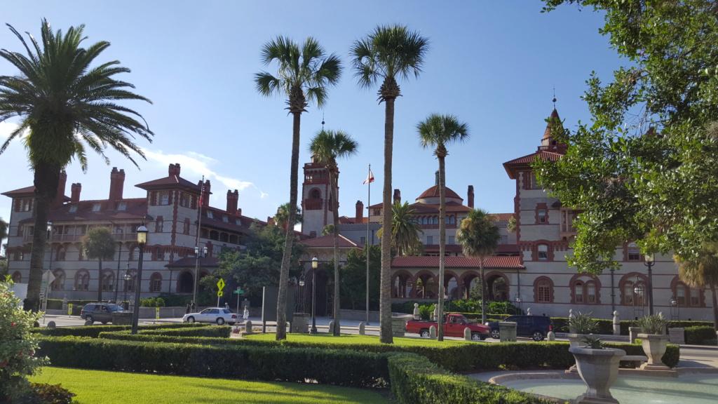 Tampa - Savannah - St Augustine  - Orlando - Aout 2016 20160835