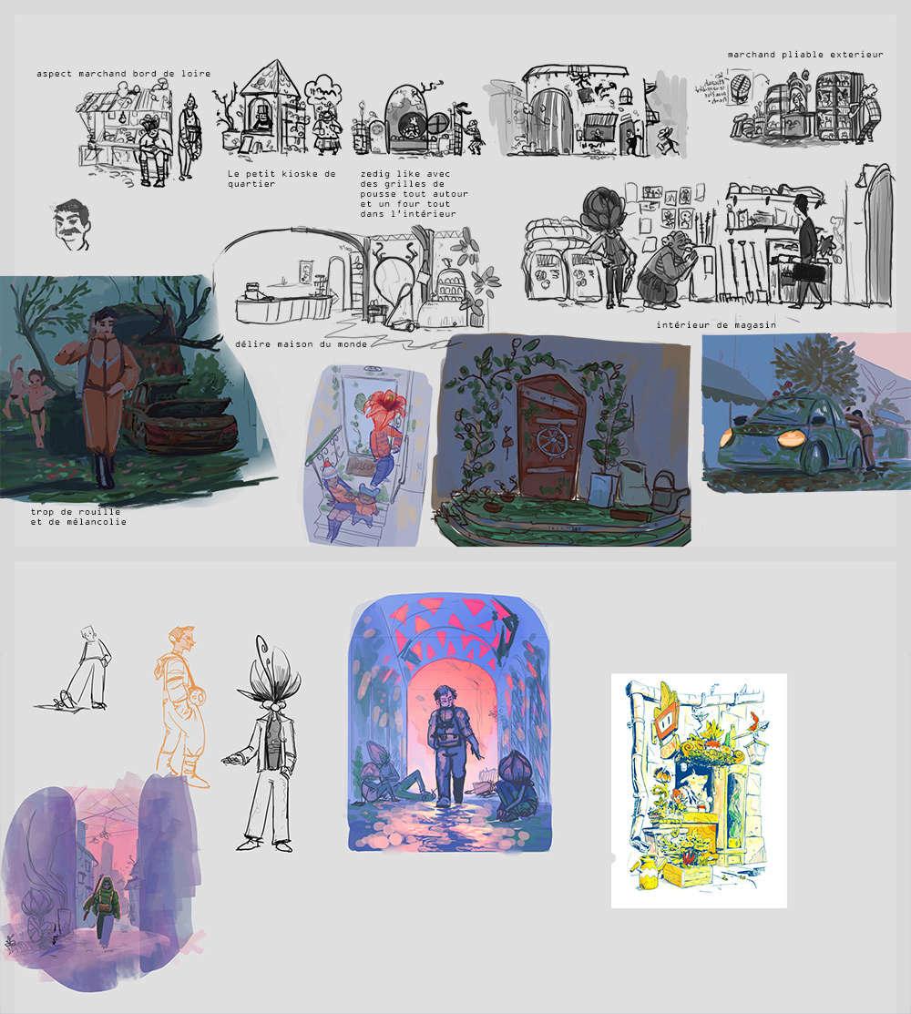challenge 9 : boulevard de la mort - Page 2 Recher11