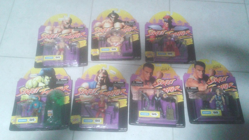 """""""lotto blister Street fighter 20170112"""