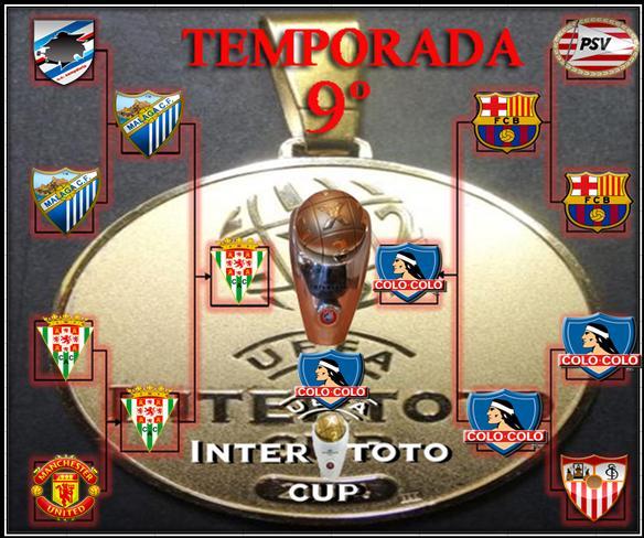 CUADRO FINAL 9ª TEMPORADA Campeo12