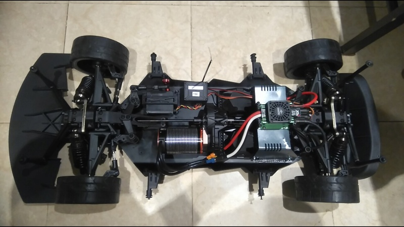 mes voitures 1/5, LOSI Desert buggy 1/5e XL-E RTR 4WD 8s, Adui R8 LMS 14782910