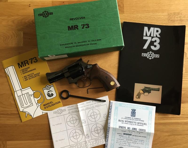 Manurhin MR 73 Gendarmerie Img_2730