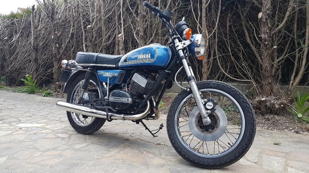 YAMAHA 250 RD 20200314