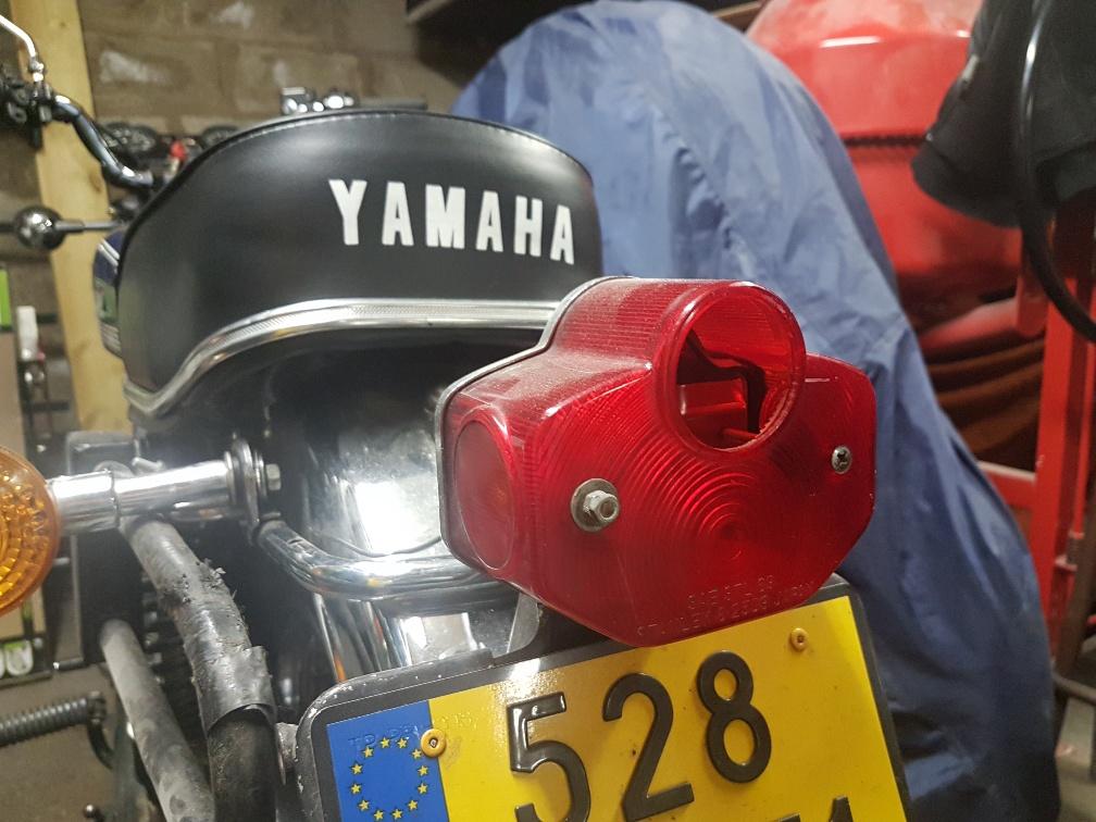 YAMAHA 250 RD 20200416