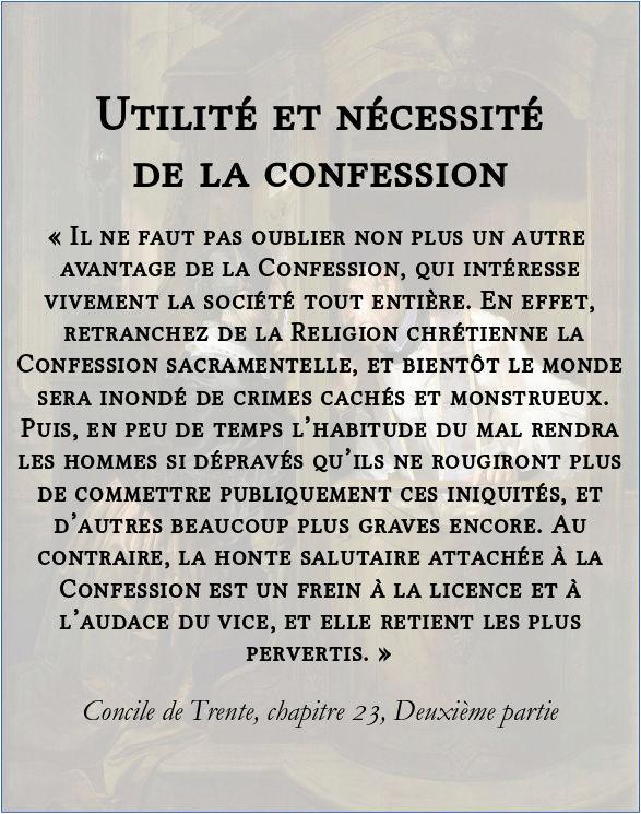 Utilité et nécessité de la confession Utilit10