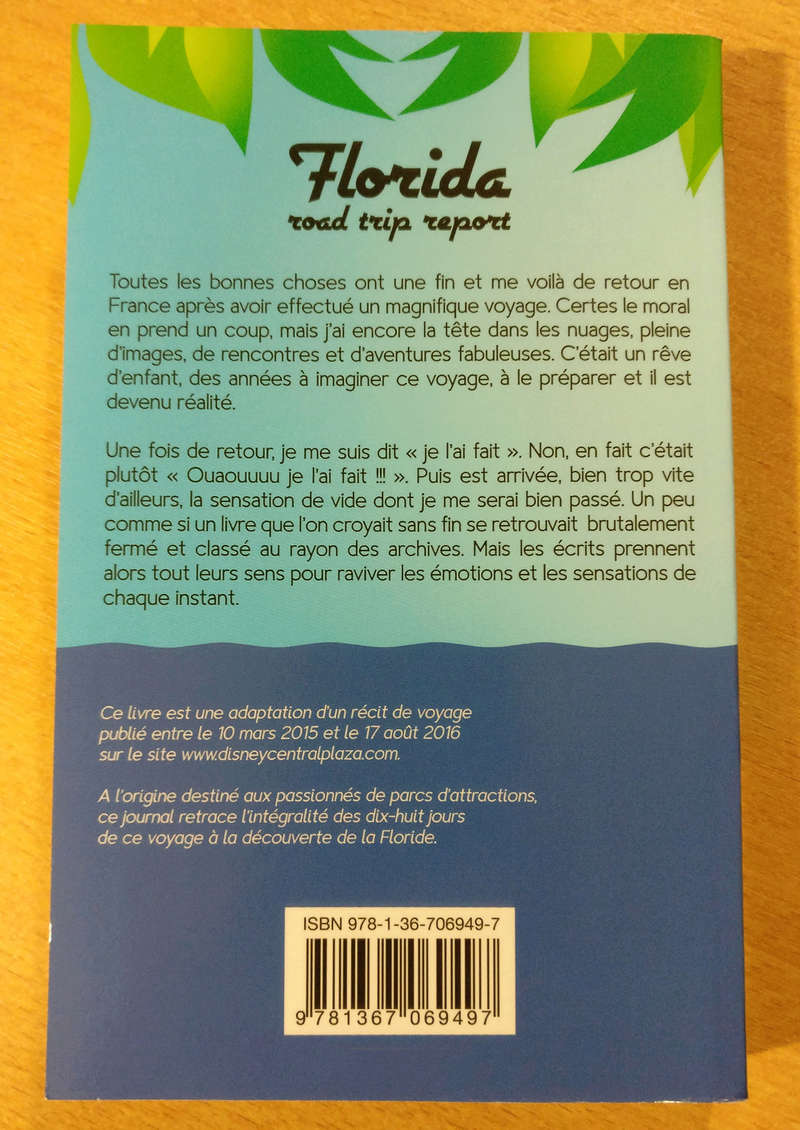 Florida Road Trip Report > 16 février - 5 mars 2015 [WDW en solo, KSC, Everglades, Keys, Dry Tortugas, Miami, USO] - Page 29 Img_2013