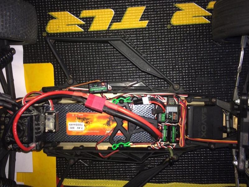 TLR 22 sct 2.0 de Romu  16426010