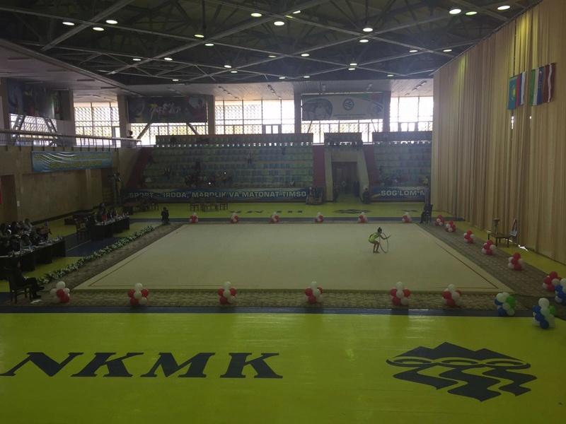 Соревнования в Узбекистане  0-02-010