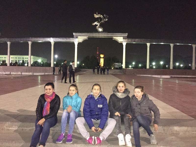 Соревнования в Узбекистане  0-02-014