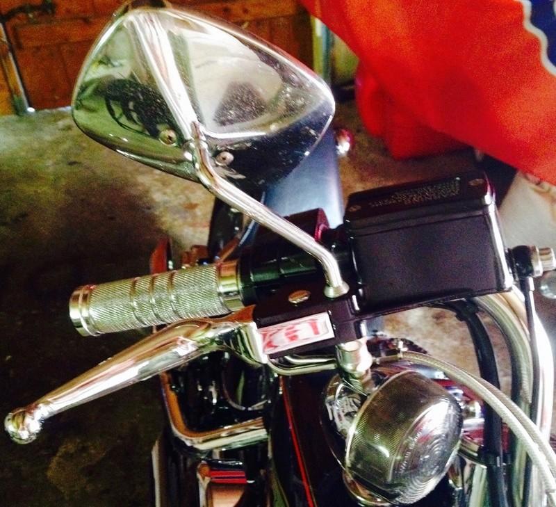 Softail SPRINGER 1340 85 eme anniversary ( RARE ) [VENDU] Image24