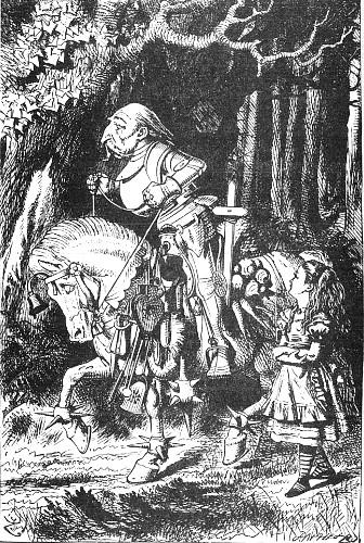 Alice au pays des merveilles et De l'Autre Côté du miroir (Lewis Carroll, 1865, 1871) Alice_12