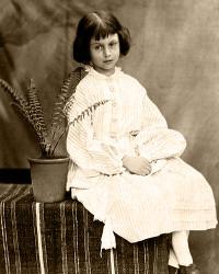 Alice au pays des merveilles et De l'Autre Côté du miroir (Lewis Carroll, 1865, 1871) Alice_16