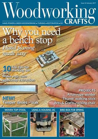 Woodworking Crafts 22 (January 2017) Tt5t5t10