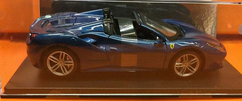 """Ferrari 488 Spider """"Magnum P.i."""" S-l16010"""