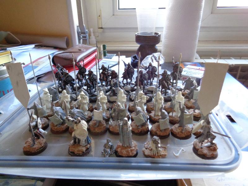 [Conversion] Figurines SdA ==> GoT : armée Stark Dsc00411