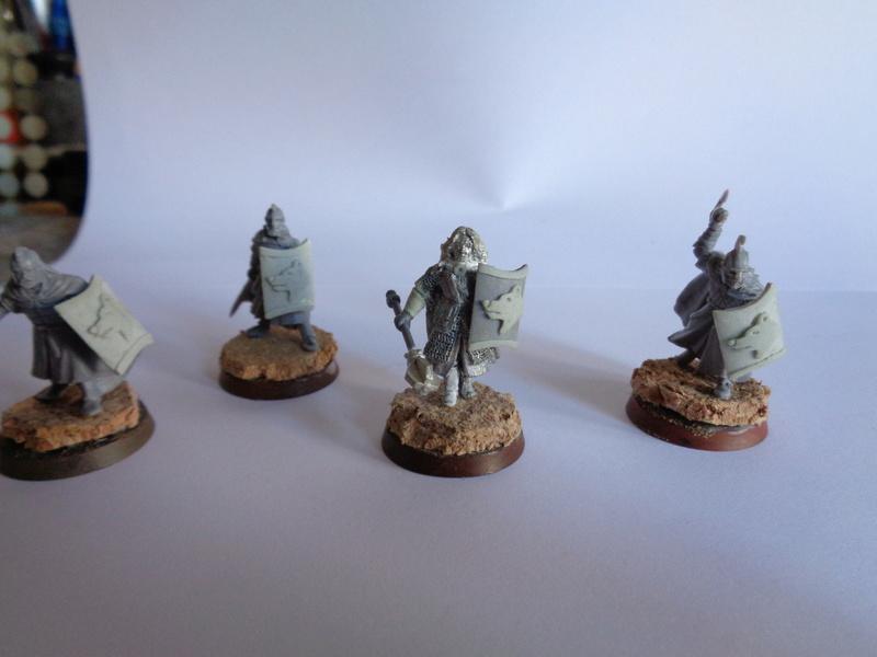 [Conversion] Figurines SdA ==> GoT : armée Stark Dsc00418