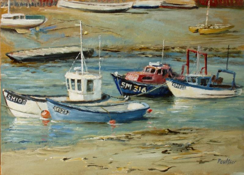 LES FONDS D'ECRANS - Page 37 Boats_10