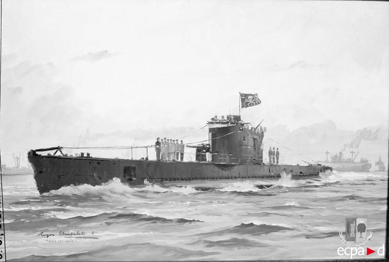LES FONDS D'ECRANS - Page 39 Marine10