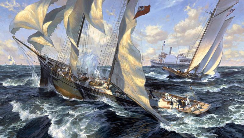 LES FONDS D'ECRANS - Page 2 Yacht-40