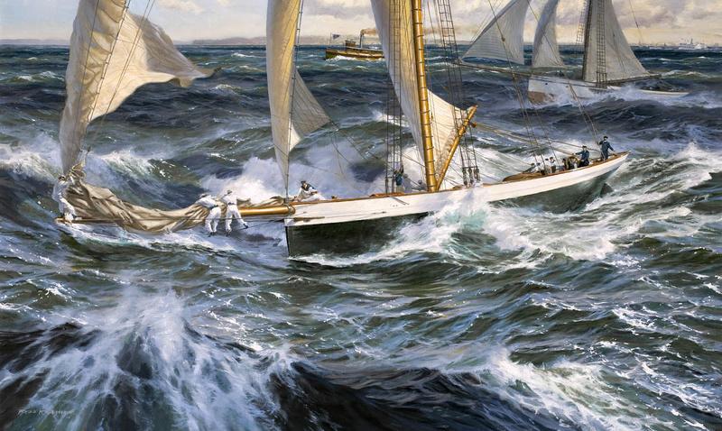 LES FONDS D'ECRANS - Page 2 Yacht-41
