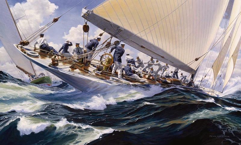 LES FONDS D'ECRANS - Page 2 Yacht-43