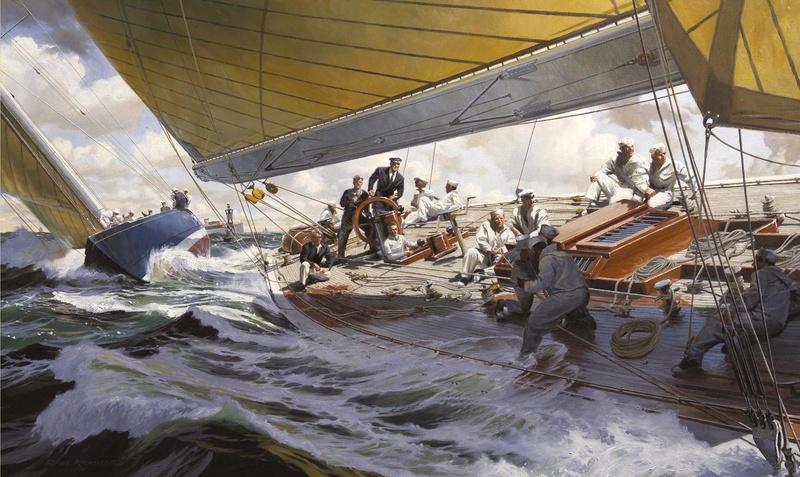 LES FONDS D'ECRANS - Page 2 Yacht-46