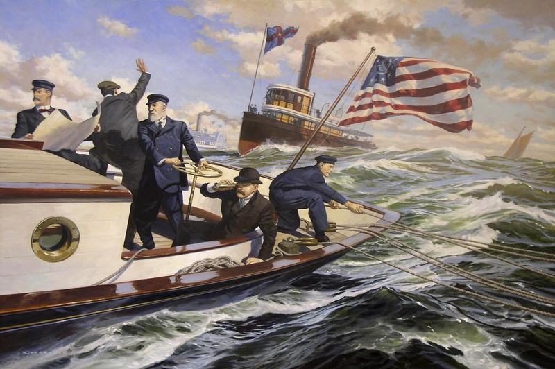 LES FONDS D'ECRANS - Page 2 Yacht-47