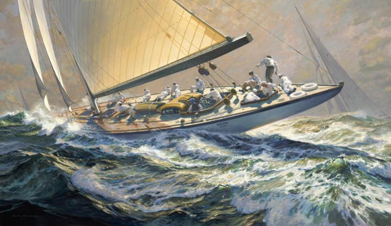 LES FONDS D'ECRANS - Page 2 Yacht-48