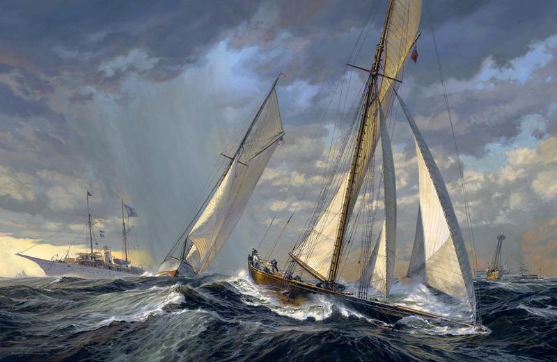 LES FONDS D'ECRANS - Page 2 Yacht-50
